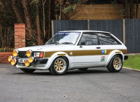 Talbot Sunbeam Lotus Car