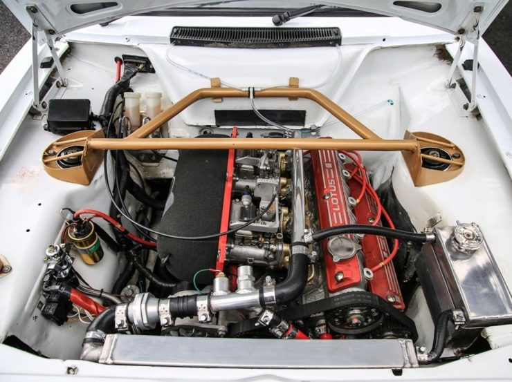 Talbot Sunbeam Lotus Engine 2