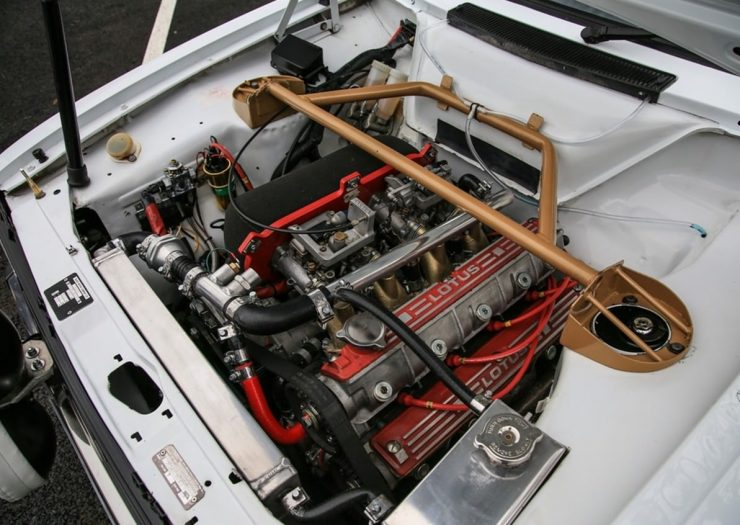 Talbot Sunbeam Lotus Engine