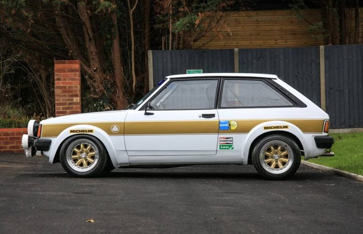 Talbot Sunbeam Lotus Side