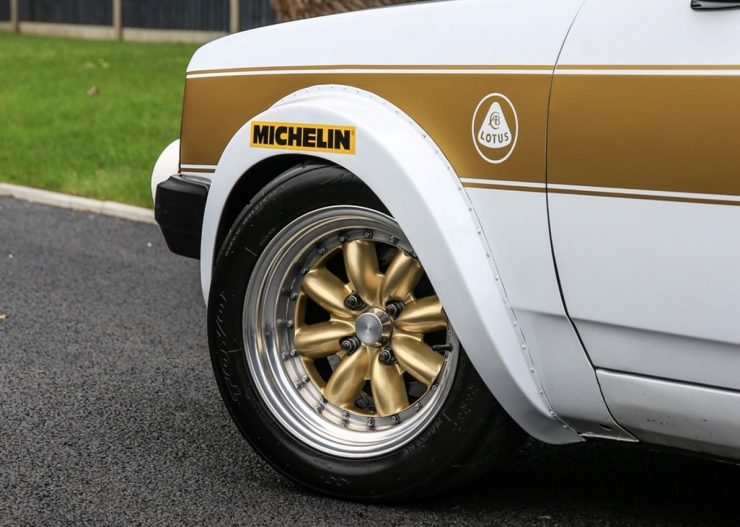 Talbot Sunbeam Lotus Wheels
