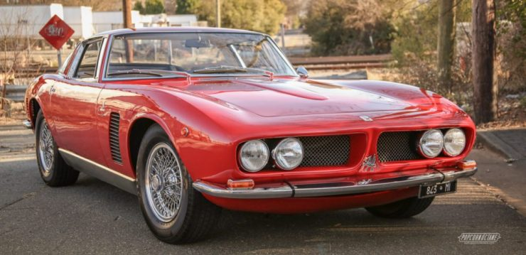 The Red Grifo