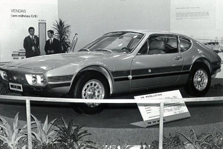 Volkswagen SP coupé
