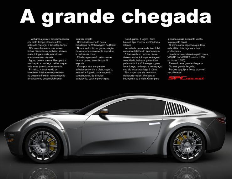 SP Concept car