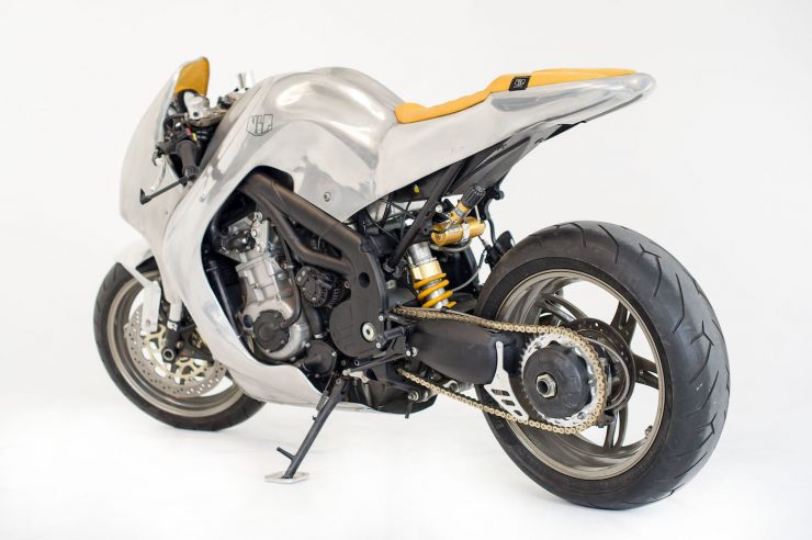 Triumph Speed Triple Custom 10