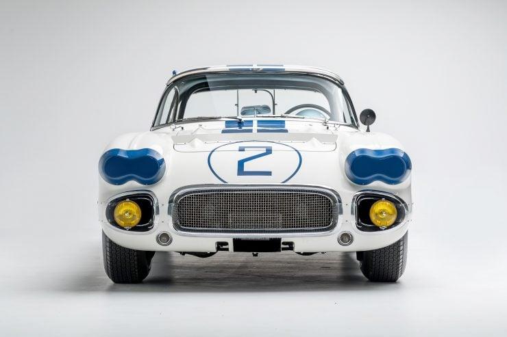 1960 Chevrolet Corvette Front