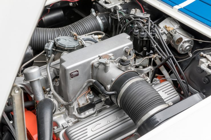 1960 Chevrolet Corvette Fuelie V8 Engine