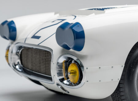 1960 Chevrolet Corvette Headlights