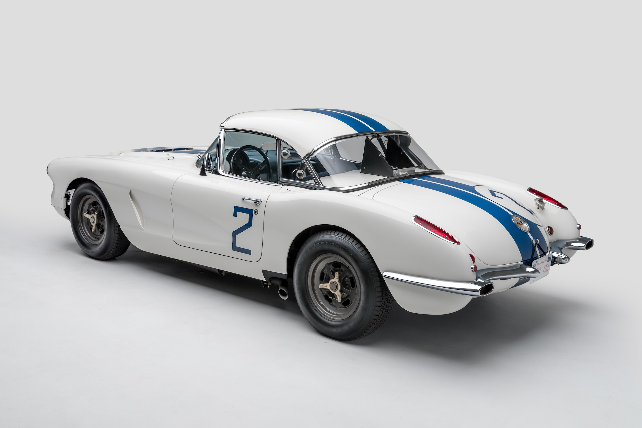 The First Corvettes To Race At Le Mans – The Cunningham ...
