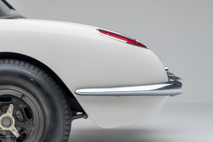 1960 Chevrolet Corvette Tail Light