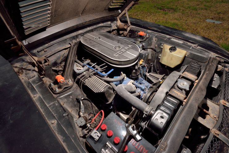 1968 Shelby GT500 Fastback Engine
