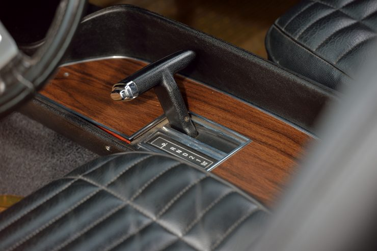 1971 Plymouth Road Runner Rapid Transit Car Shifter