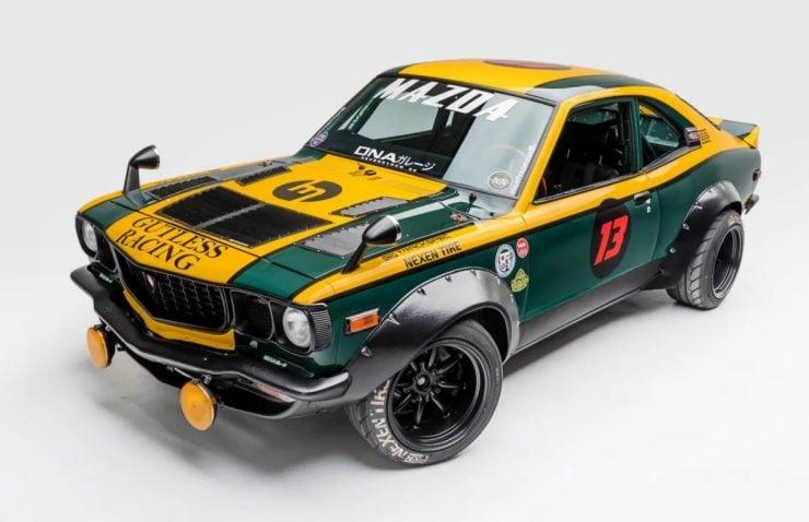 Mazda RX3 DNA Garage