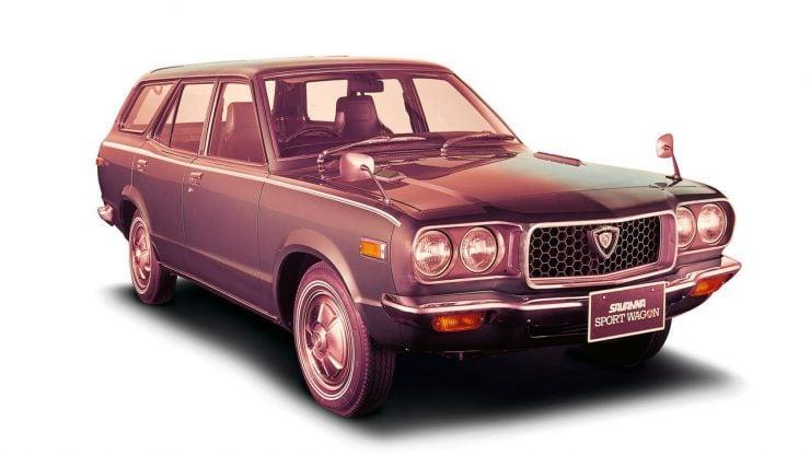 Mazda RX3 station wagon