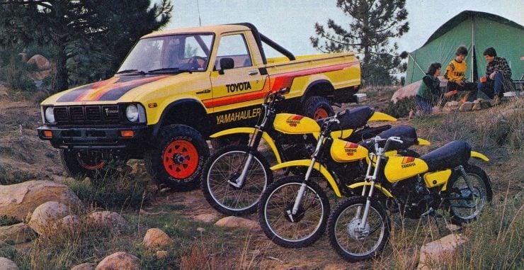Toyota Hilux Yamaha