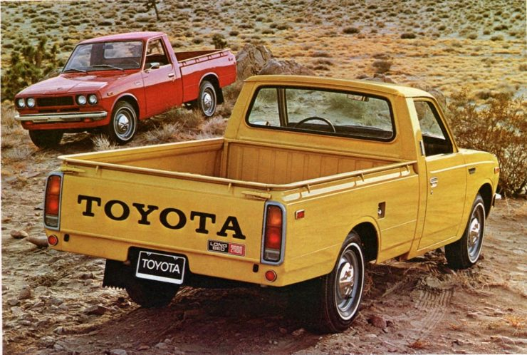 Toyota Hilux second generation
