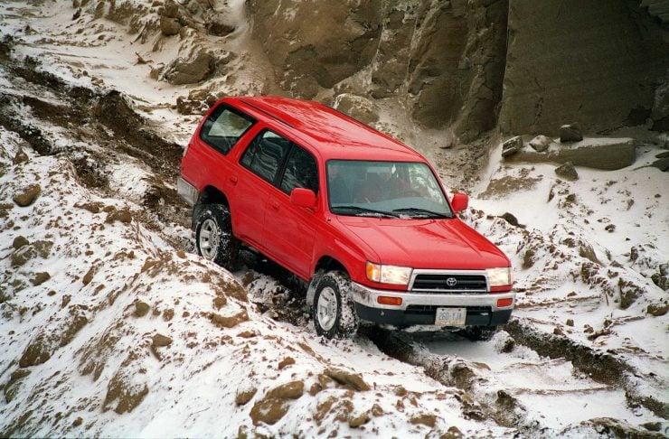 Toyota Hilux 4Runner