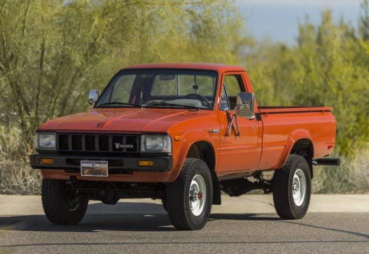 Toyota Hilux third generation
