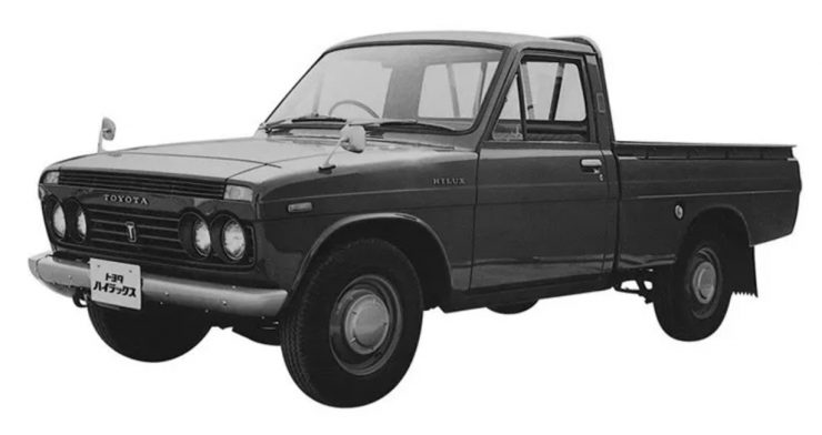Toyota Hilux first generation