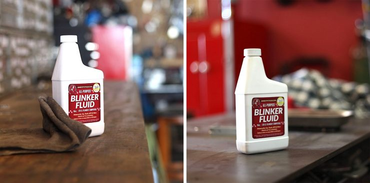 All Purpose Blinker Fluid by Dime City Cycles 2