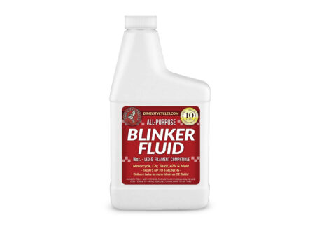 All Purpose Blinker Fluid by Dime City Cycles