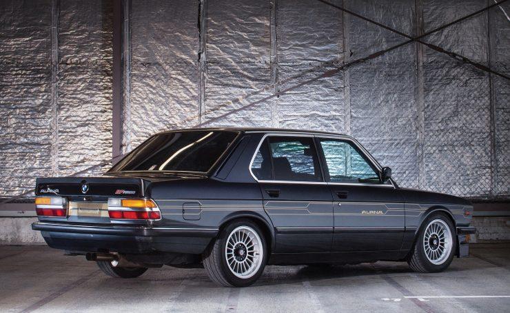 BMW Alpina B7 Turbo 1