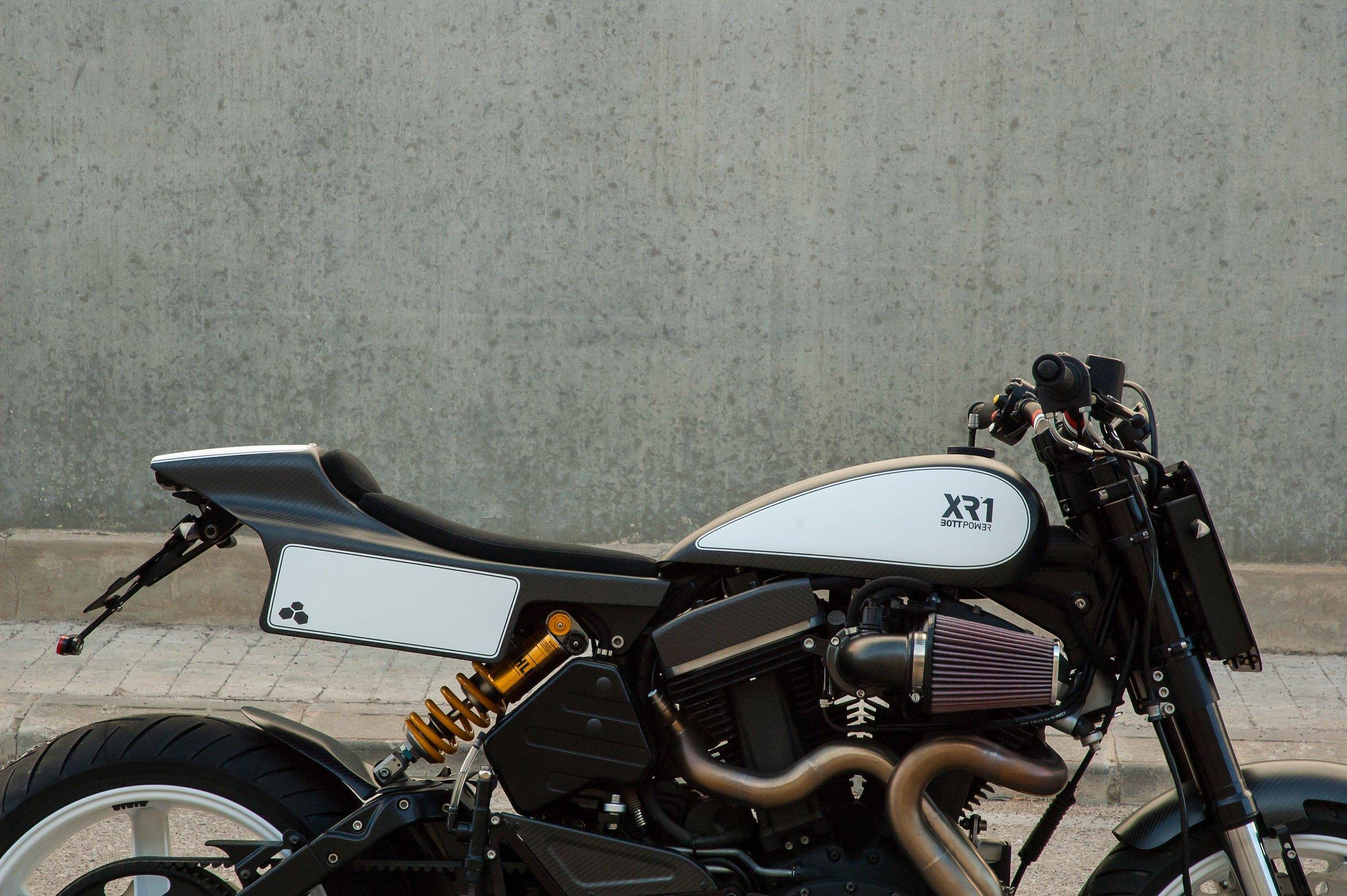 BOTT XR1 Buell Conversion Kit 1