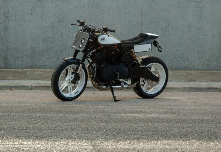 BOTT XR1 Buell Conversion Kit 9