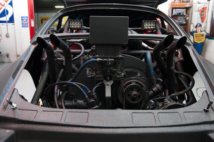 Baja Porsche 911 Engine 1