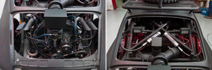 Baja Porsche 911 Engine 2