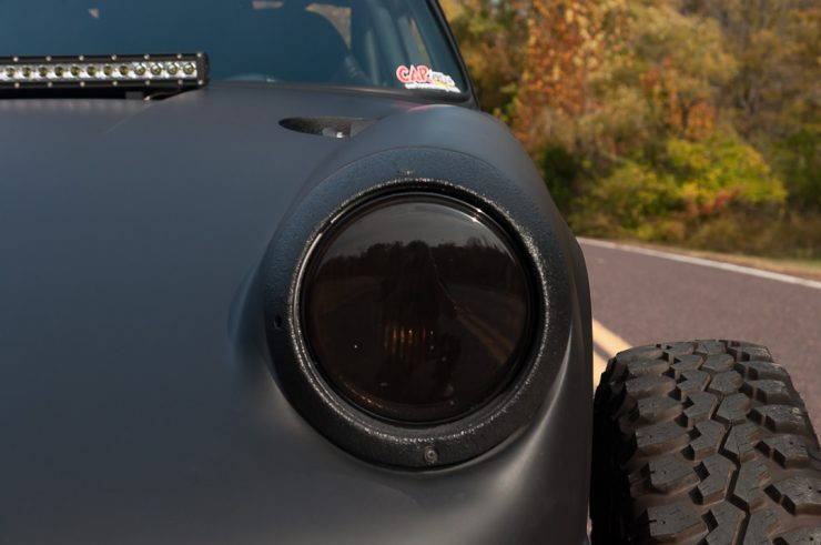 Baja Porsche 911 Headlight