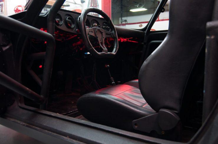 Baja Porsche 911 Interior 3