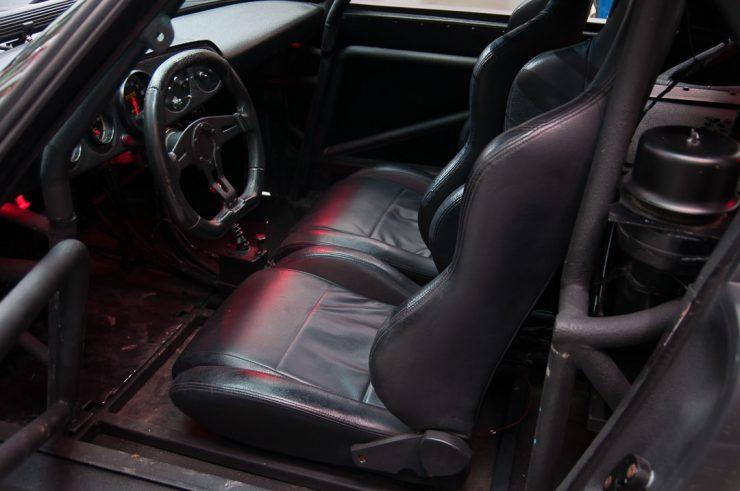 Baja Porsche 911 Interior 4