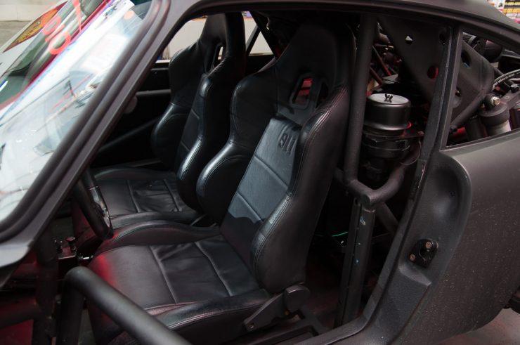 Baja Porsche 911 Interior