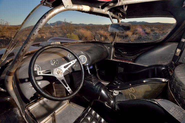 Bill Thomas Cheetah Interior