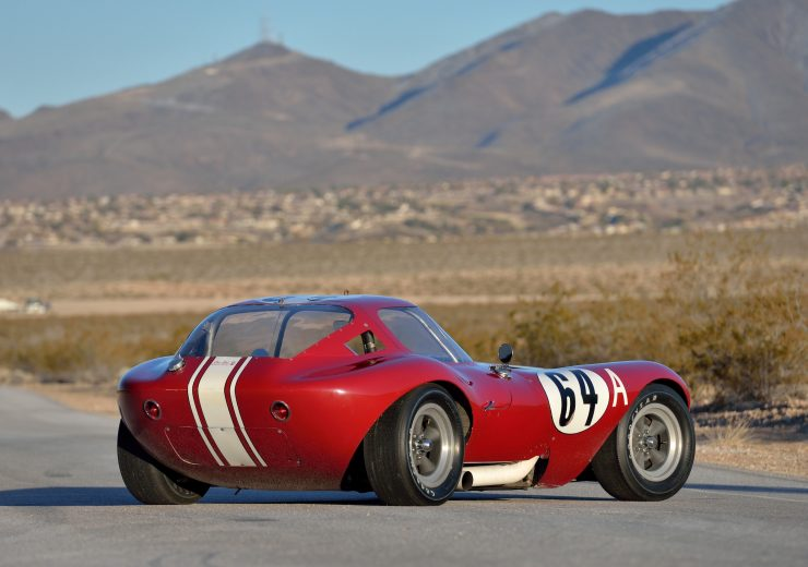 Bill Thomas Cheetah Rear