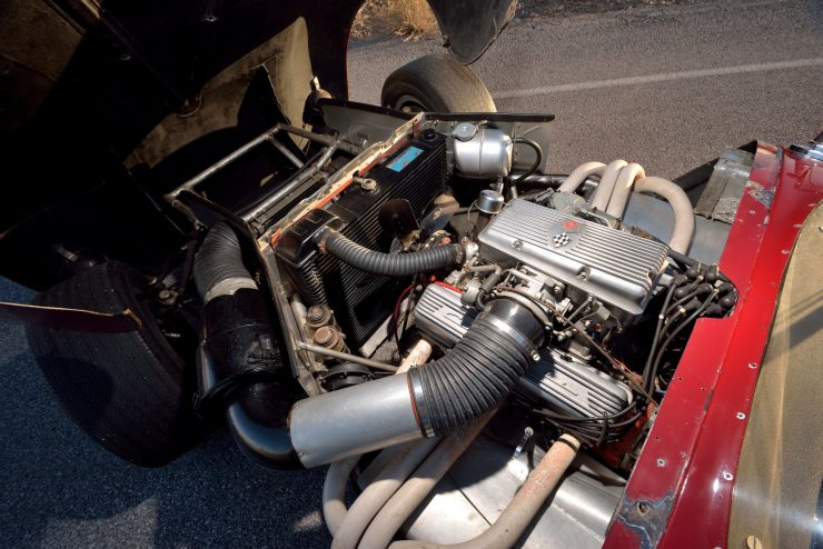 Bill Thomas Cheetah V8 Engine