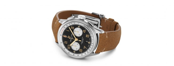 Breitling Premier B01 Chronograph 42 Norton Edition Detail 2