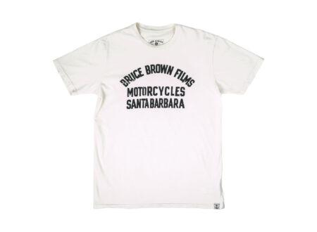 Bruce Brown Films T-Shirt White