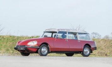 Citroën DS Safari Estate 1