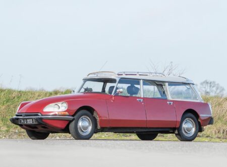 Citroën DS Safari Estate 1