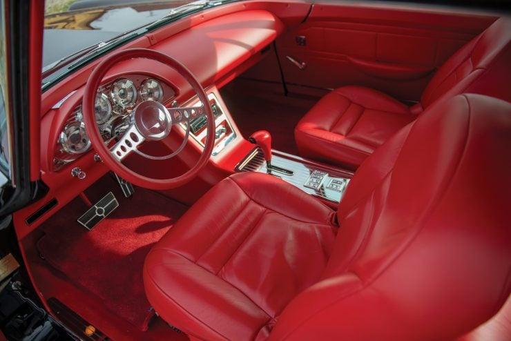 Continental Mark II Custom Interior