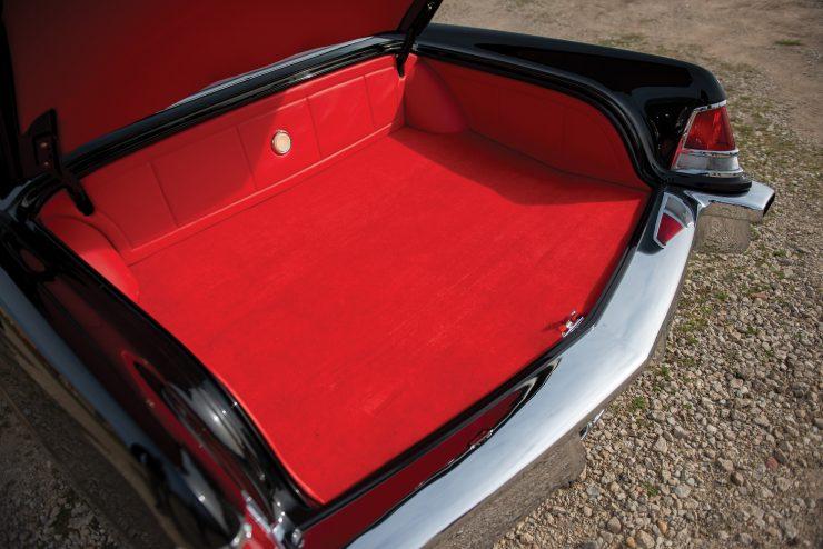 Continental Mark II Custom Trunk