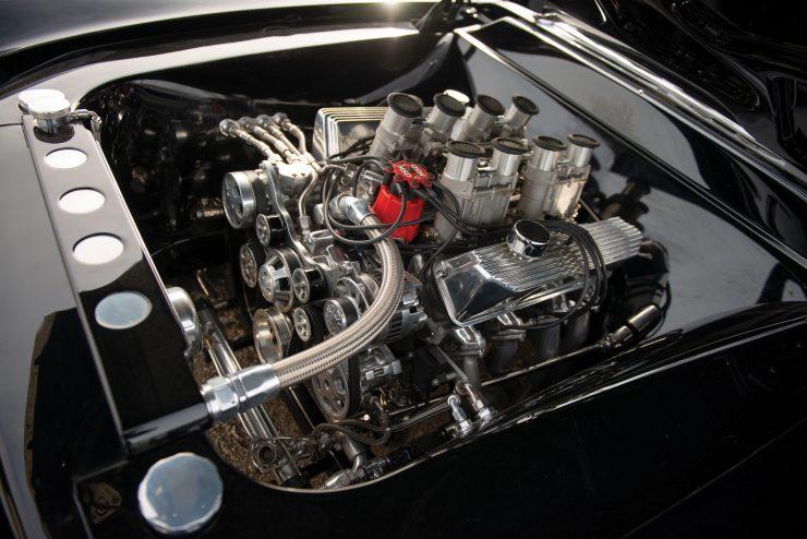 Continental Mark II Custom V8