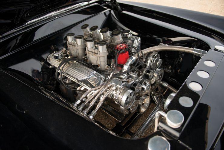 Continental Mark II Custom V8 Engine