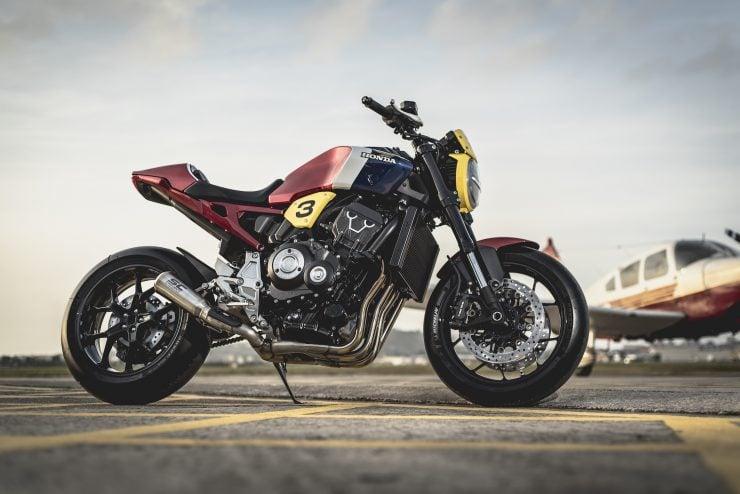 Custom Honda CB1000R 1