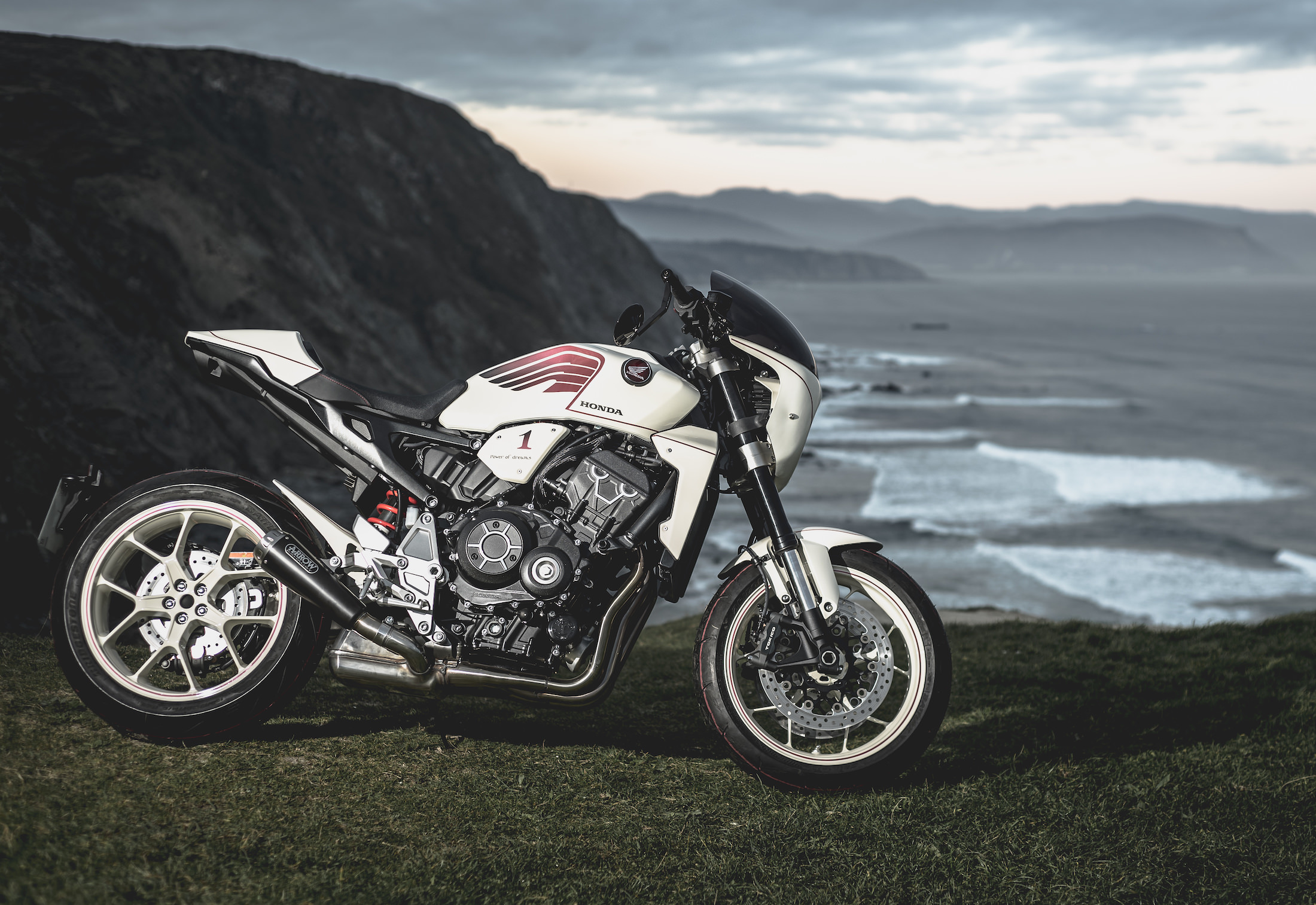 The Honda Cb1000r 13 New Customs From Spain Portugal And The