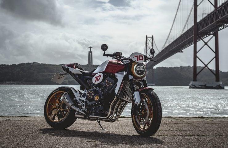 Custom Honda CB1000R
