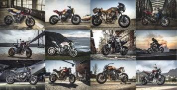 Custom Honda CB1000R Motorcycles