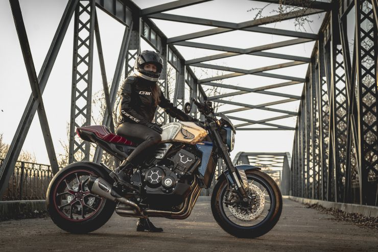 Honda CB1000R Custom